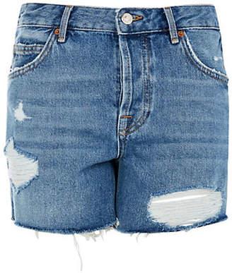 Topshop MOTO PETITE Ashley Shorts