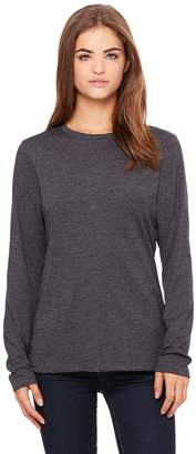 B.ella 6450 Womens Relaxed Jersey Long Sleeve Tee - , Extra Large