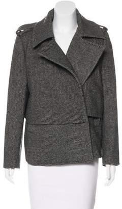 By Malene Birger Wool Double-Breasted Jacket
