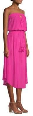 Ramy Brook Stephanie Lace-Up Dress