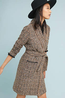 Greylin Whitley Belted Sweater Coat