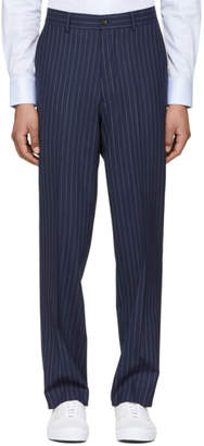 Tiger of Sweden Navy Tyler Trousers