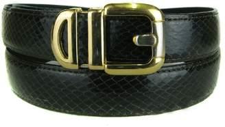 Buy Your Ties BLT-SNK-34- Mens - Snake Skin Belt