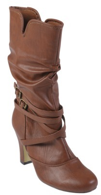 ADI Glaze by Womens Faux Suede Slouchy Tall Boot