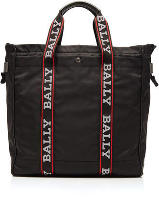 Bally Wallie Logo Tote Bag