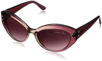 Monroe Marilyn Women's Cheri Oval Sunglasses