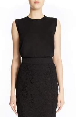 Dolce & Gabbana Cashmere & Silk Tank Top