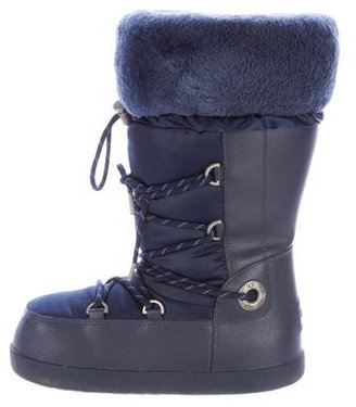 UGG Australia Cottrell Snow Boots $75 thestylecure.com