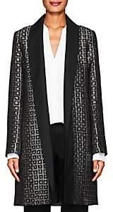 Officine Generale Women's Lydia Jacquard Kimono Jacket