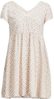 Ralph Lauren Denim & Supply Floral Button-Front Dress $98 thestylecure.com