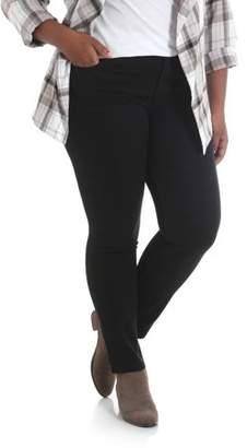 Lee Riders Women's Plus Midrise Skinny Jean