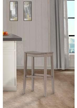 Hillsdale Furniture Non-Swivel Backless Counter Stool
