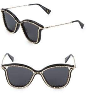 Marc Jacobs 52MM Butterfly Sunglasses