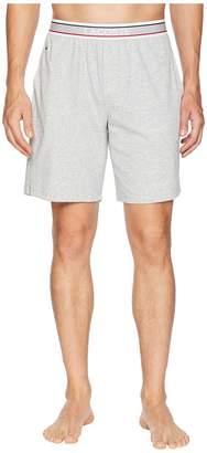 Lacoste Colours French Flag Waistband Lounge Shorts Men's Pajama