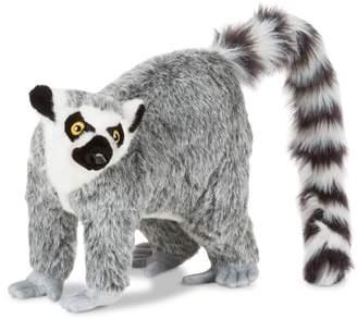 Melissa & Doug Lemur Stuffed Animal