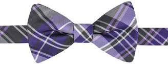 Countess Mara Men's Duane Plaid Pre-Tied Bow Tie $45 thestylecure.com
