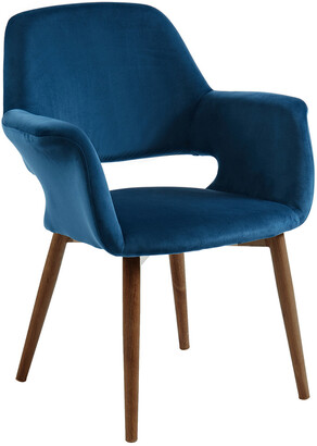 Worldwide Homefurnishings Worldwide Home Furnishings Miranda Accent Chair
