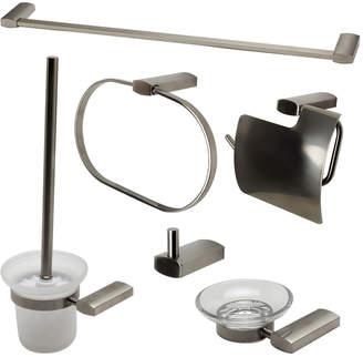 Alfi Matching Bathroom Accessory Set (6 PC)