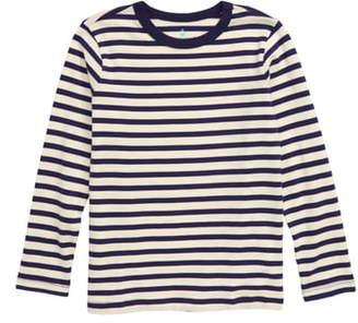 J.Crew crewcuts by Stripe Long Sleeve T-Shirt