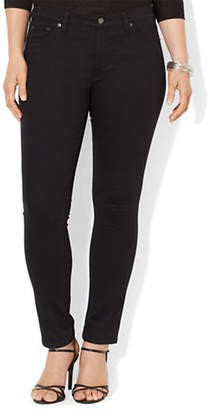 Lauren Ralph Lauren Plus Super Stretch Slimming Modern Skinny Jean