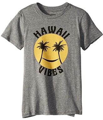 Tiny Whales Hawaii Vibes Short Sleeve Tee (Infant/Toddler/Little Kids/Big Kids)