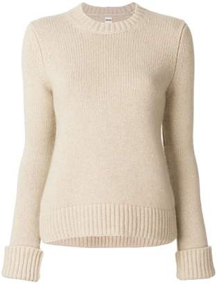 Khaite cashmere knitted sweater