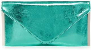 Faith Green 'Promise' Clutch Bag