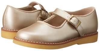 Elephantito Mary Jane w/ Buckle Girls Shoes