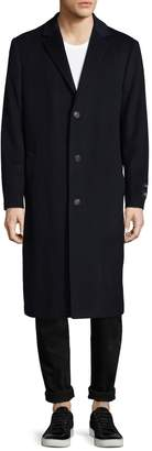 Hart Schaffner Marx Men's Sheffield Wool Coat