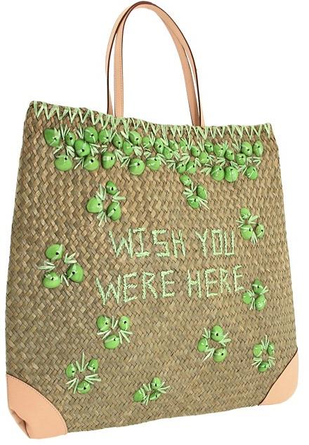 Kate Spade Gemina (Green) - Bags and Luggage