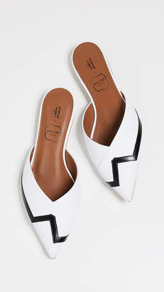 Malone Souliers Amelie Flat Mules
