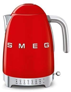 Smeg Variable Stainless Steel Temperature Kettle