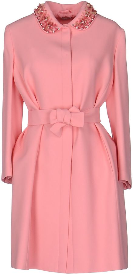 Miu Miu MIU MIU Full-length jackets