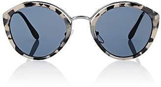 Prada Women's Pantos Sunglasses - Havana