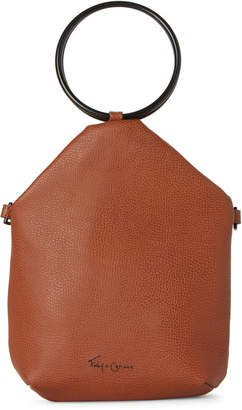 Foley + Corinna Cognac Hygge Tower Ring Crossbody