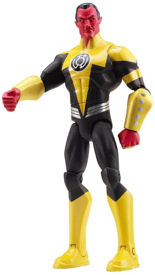 DC Comics Total Heroes 6-Inch Sinestro Figure