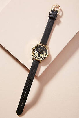 Olivia Burton Pressed Flower Watch