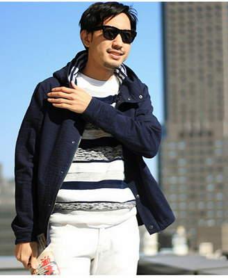 Men's Bigi (メンズ ビギ) - ESSENTIAL GARMENT MEN'S BIGI スプリング デッキパーカー メンズ ビギ カットソー