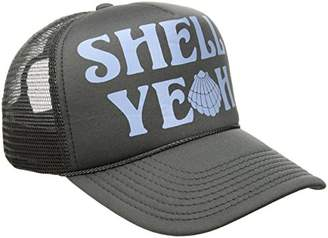 O'Neill Women's Sun Kiss Screen Print Trucker Hat