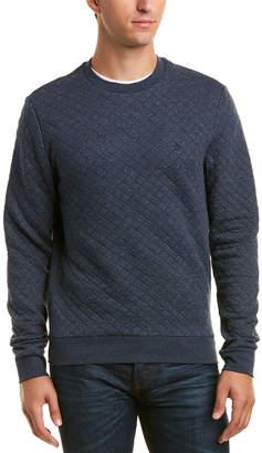 Original Penguin Quilted Sweatshirt