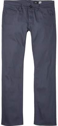 Volcom Vorta 5 Pocket Slub Pant - Men's