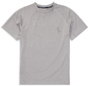 Ralph Lauren Boys' Performance Crewneck T-Shirt - Big Kid