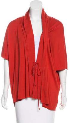 Twelfth Street By Cynthia Vincent Oversize Draped Cardigan