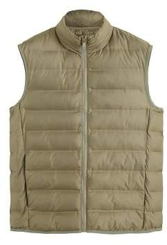 Mango Man MANGO MAN Technical quilted gilet