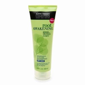 John Frieda Root Awakening Nourishing Moisture Shampoo, Dry Hair