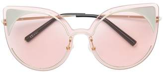 Matthew Williamson cat eye frame sunglasses