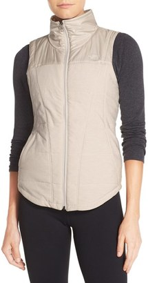 Women's The North Face 'Pseudio' Quilted Vest $99 thestylecure.com