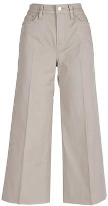 Frame Cropped Trousers