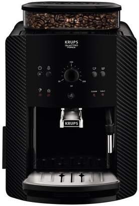 Krups EA811K40 Arabica Bean to Cup Coffee Machine - Carbon