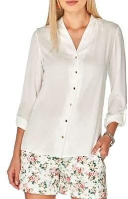 Dorothy Perkins Flowy Casual Shirt
